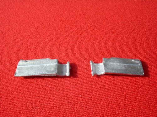 Dinky Toys 128 Mercedes-Benz 600 front doors {Left and Right} (Price per pair)